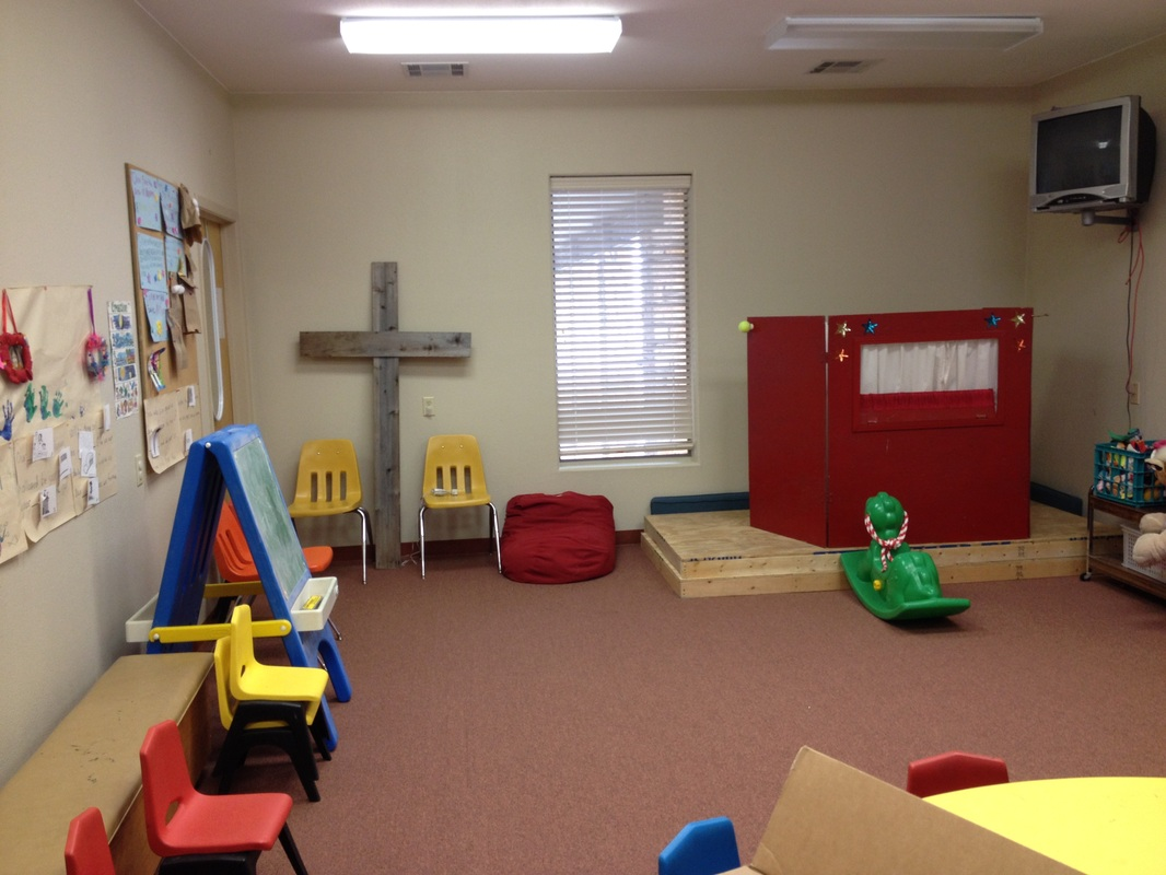 Sunday School Room Pics Nursery Age Epiphany